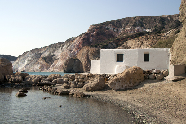 Spiaggia Milos