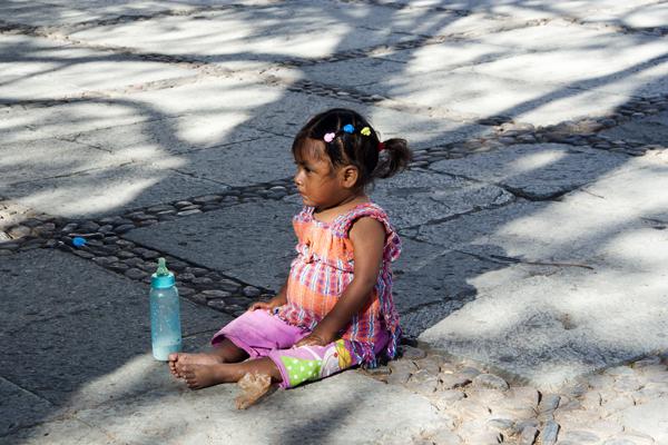 Bambina messicana