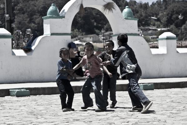 Bambini messicani